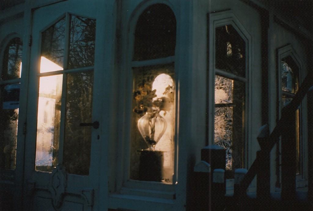 Huis te Vraag Entrance House