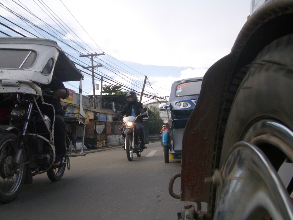 Short distance transportation in the Philippines
