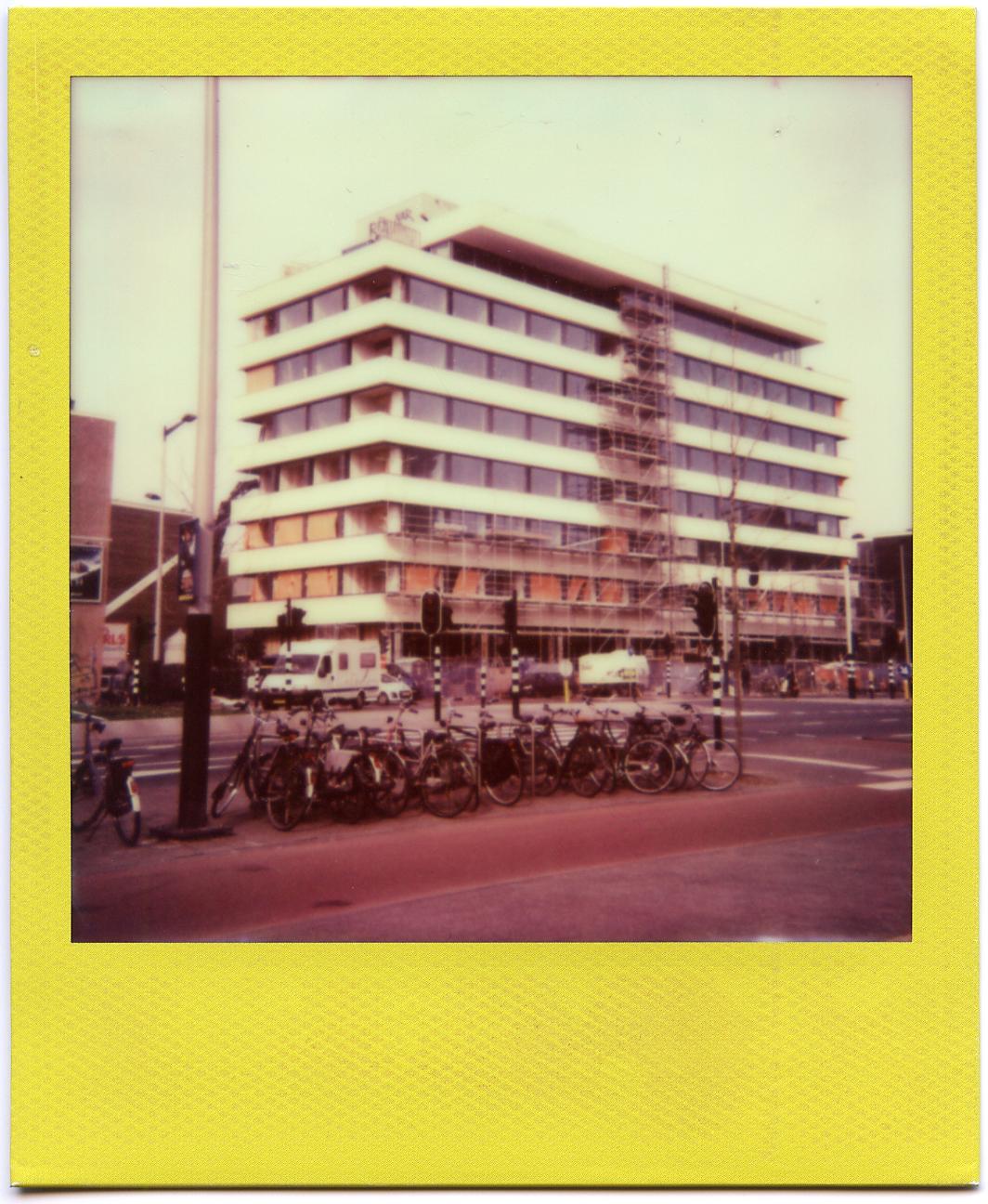 From Volkskrantgebouw to Volkshotel