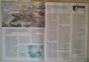 """Artikel """"Het Warme Noorden"""", VPRO Gids #46"""