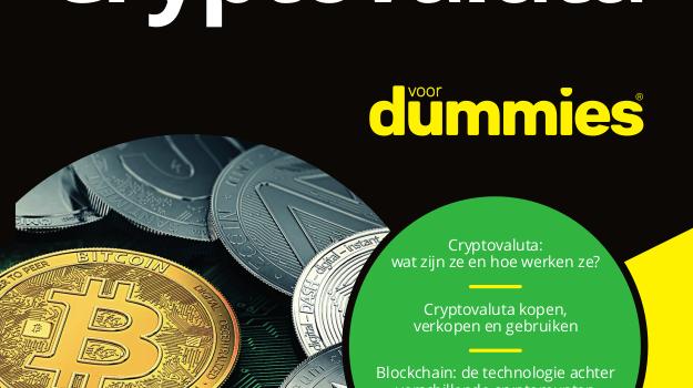 Cryptovaluta voor Dummies, door Krijn Soeteman