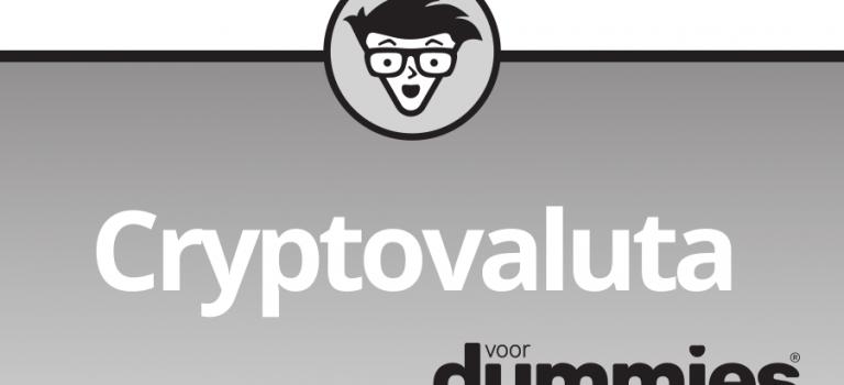 """eBook van """"Cryptovaluta voor Dummies"""" beschikbaar"""