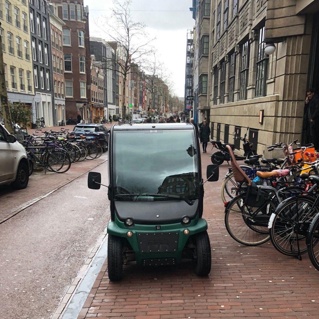 Biro voor Soho House in Amsterdam (heel veel haat!)