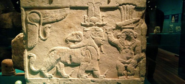 Bes, een Egyptische god voor alledag