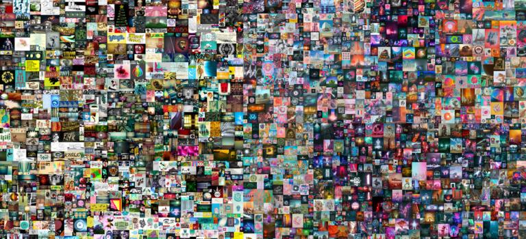 Christie's verkoopt 'onvervangbaar' digitaal kunstwerk